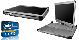 Tous les ordinateurs portables durcis Toughbook Durabook Getac